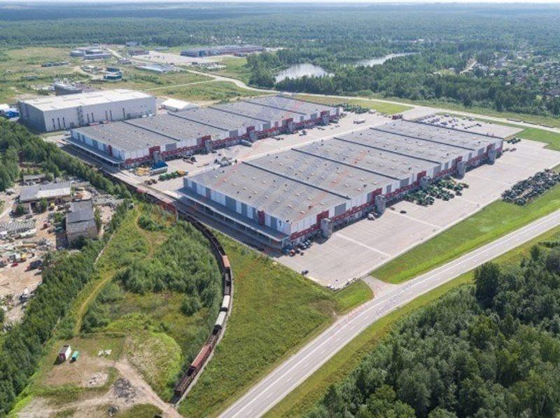 В Петербурге за 1,5 млрд рублей построят крупный складской комплекс