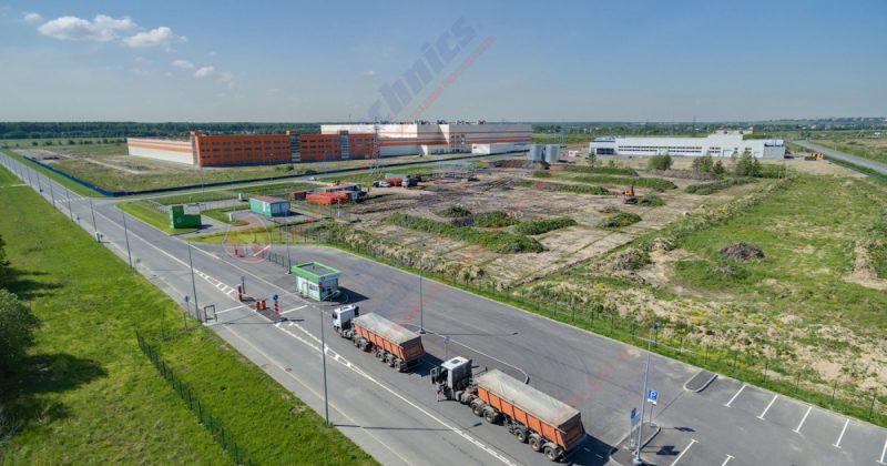 На территории ОЭЗ в Петербурге построят 4-ре завода